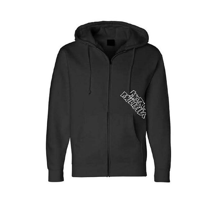 d8f899bea Metal Mulisha Men's Throwback Zip-up Fleece Hoodie Black-M: Amazon ...
