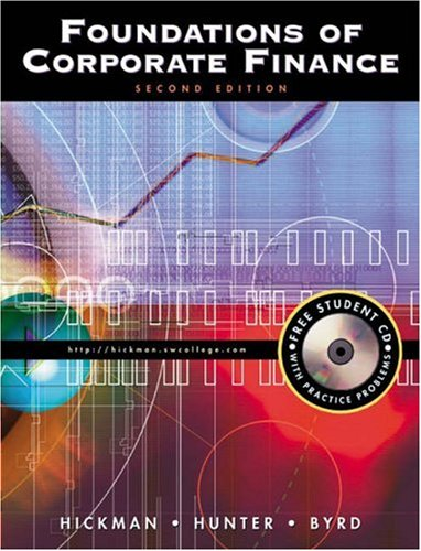 foundations of finance an introduction Description solution manual for foundations of finance, 9th edition arthur j keown table of content 1 an introduction to the foundations of financial management.