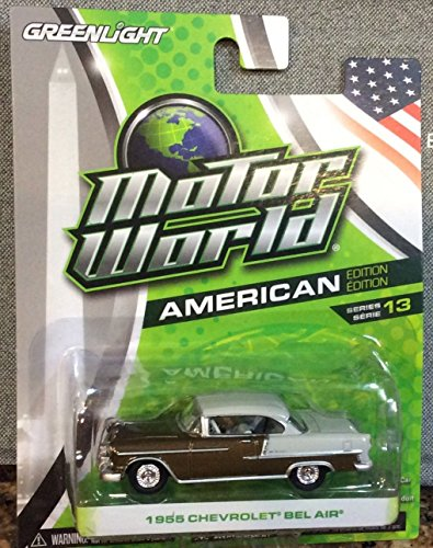 Chevrolet Bel Air Green - 1