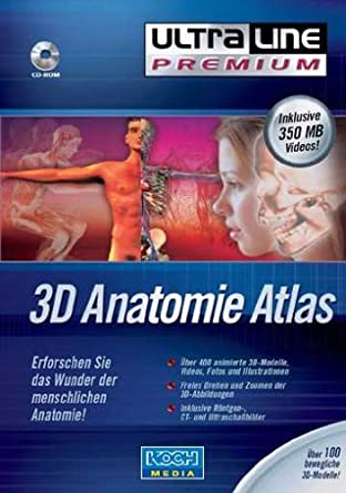3D Anatomie-Atlas: Amazon.de: Software