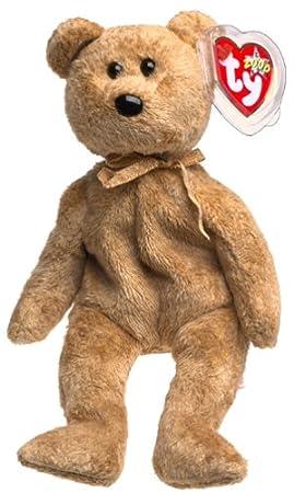 57601f5eab5 Ty Beanie Babies - Cashew the Bear  Toy