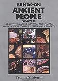 Hands-On Ancient People, Volume 2: Art Activities About Minoans, Mycenaeans, Trojans, Ancient Greeks, Etruscans, and Romans
