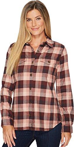 Carhartt Women's Rugged Flex Hamilton Shirt, Burl Wood, - At Shops Hamilton