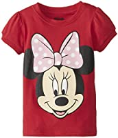 Disney Girls' Minnie Mouse Tee