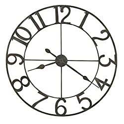 Howard Miller 625658 ARTWELL Wall Clock, Special Reserve