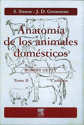 Descargar Libro Anatomía De Los Animales Domésticos. Tomo Ii S. Sisson