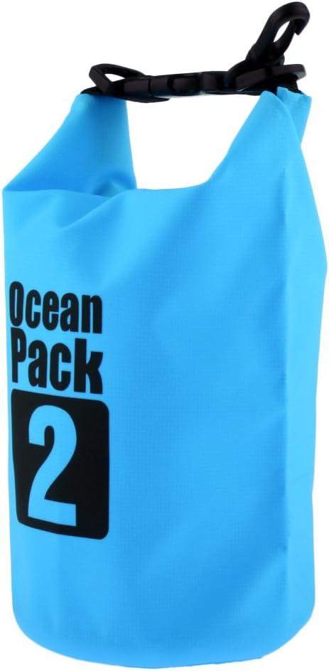 Wasserdichter Packsack Seesack Outdoor Wasserfester Dry Bag Trekking
