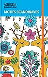 agenda à colorier 2016 ; motifs scandinaves