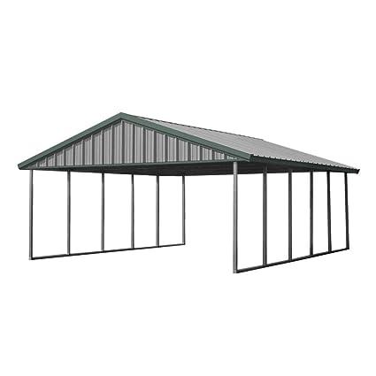 Amazon.com: Premium Canopy 20 ft. x 24 ft. Light Stone and Patina ...