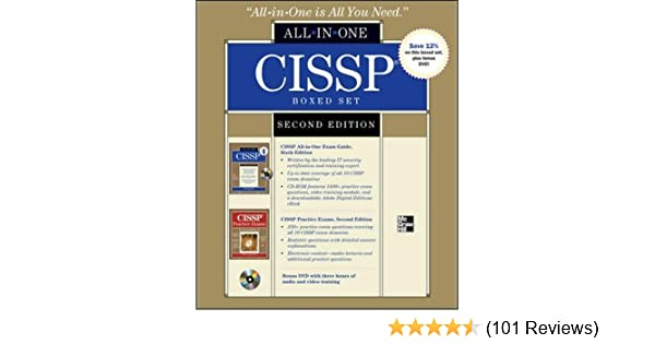 Cissp Boxed Set Second Edition (all-in-one) Pdf
