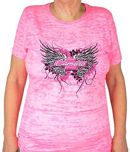 pink camaro shirt - 1