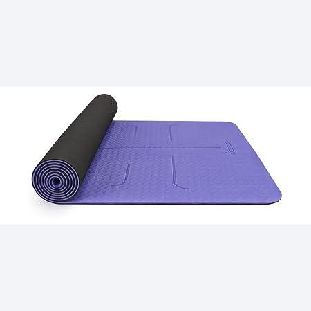 WZL Esterilla de Yoga Colchoneta de Yoga Antideslizante para ...