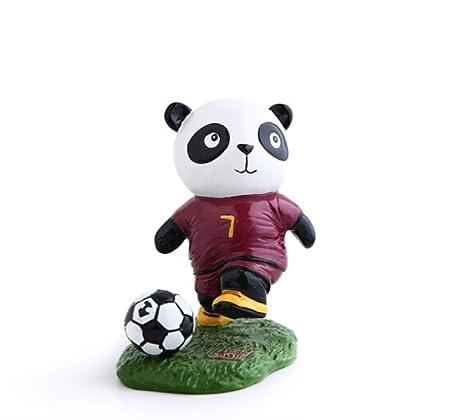 HQQ Creativo Copa Mundial de Fútbol Resina Decoración Sala ...