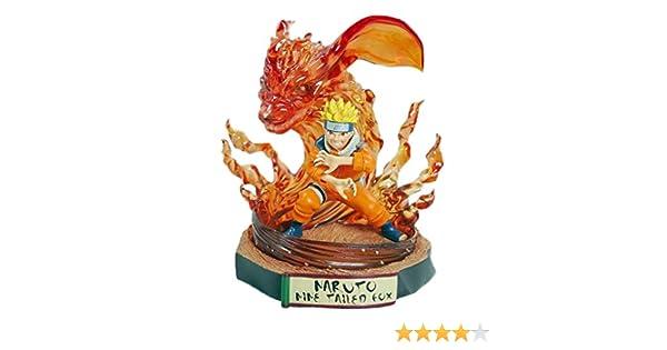 OIVA 19 cm PVC Naruto Ninja Anime Action Figure (Naruto Uzumaki)