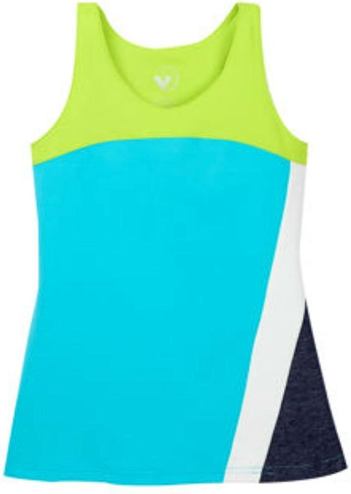 Limeapple Sport Girls 2-Piece Yoga Set-Turquoise//Denim