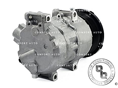 Amazon.com: 2007 2008 2009 Toyota Camry L4 2.4L New AC Compressor With Clutch: Automotive