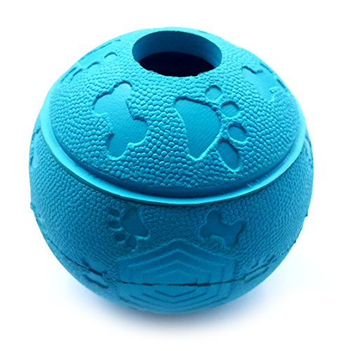 Dog Treat Ball Toy, Interactive and Food Feeder for - Co Bond Ltd