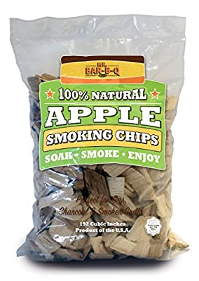 Mr Bar B Q 05012X Apple Wood Chips by MR. BAR-B-Q