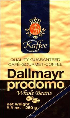 dallmayr-gourmet-coffee-prodomo-whole-bean-88-ounce-vacuum-packs-pack-of-4