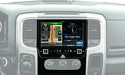"Alpine Electronics X009-RAM 9"" Restyle Dash System for Select Ram 1500, 2500 & 3500 Trucks"