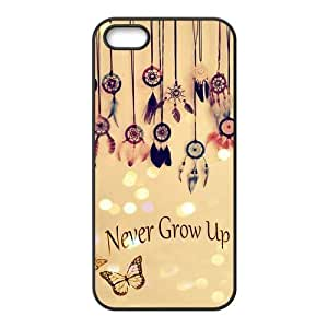 Beautiful Dream Catchers Rubber Cover Case for iPhone 5 5s