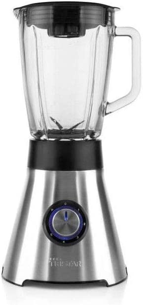Batidora de vaso TRISTAPRR BL-4461, 850w, color inox: Amazon.es ...