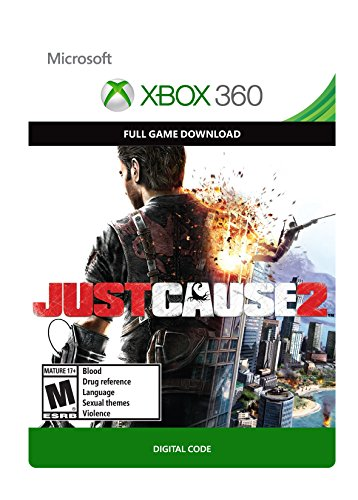 Just Cause 2 - Xbox 360 Digital Code