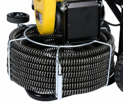 Steel Dragon Tools K1500a Sewer Line Pipe Drain Cleaning
