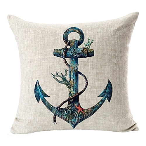 Square Decorative Throw Pillow Set Case Cushion Cover 18x18