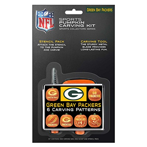 NFL Green Bay Packers Pumpkin Carving Kit for $<!--$18.88-->