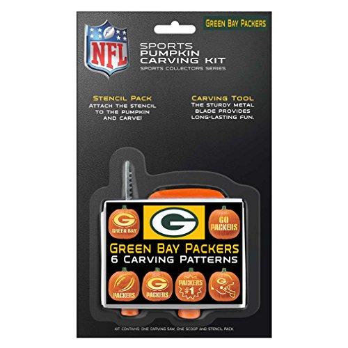 NFL Green Bay Packers Pumpkin Carving Kit