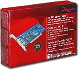 Rocketfish RF-71SDCD - Sound card - 24-bit - 96 kHz - 7.1 - PCI