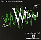 : Wicked: From the Hit Broadway Musical - Hits You Can Sing Too!