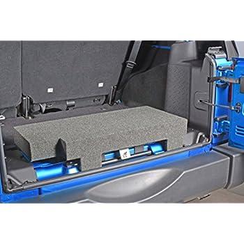 Amazon.com: Jeep Wrangler JK Sub Woofer System Plug & Play