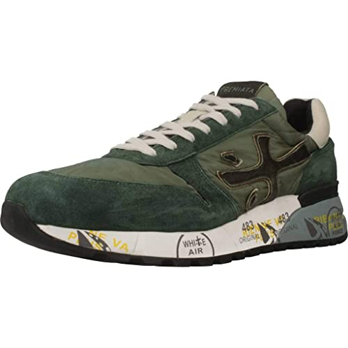 detailed look 38c90 60214 PREMIATA | Sneaker da Uomo Mick Verde | Pre_Mick_3252