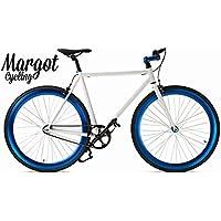 MARGOT Aqua–Single Speed, vélo fixie, Fixed, Urban Bike