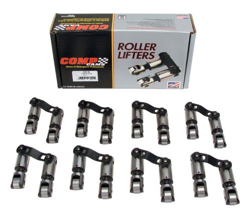 Solid Roller Cam - COMP Cams 819-16 Endure-X Solid Roller Lifter for Chevy Big Block Engine