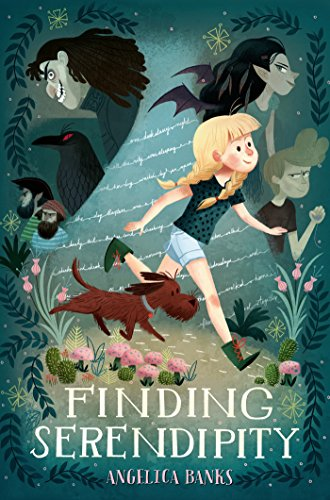 Finding Serendipity (Tuesday McGillycuddy Adventures) by [Banks, Angelica]