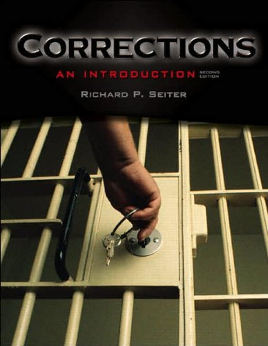 Corrections (text only) 2nd(Second) edition by R. P. Seiter