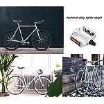 ZONKIE-Pedale-della-Bicicletta-in-Lega-di-Alluminio-Ultraleggero-Adatto-per-Mountain-Bike-e-Bici-da-Strada-916