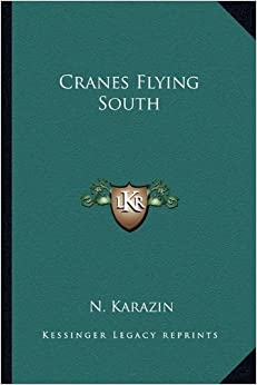 Cranes Flying South