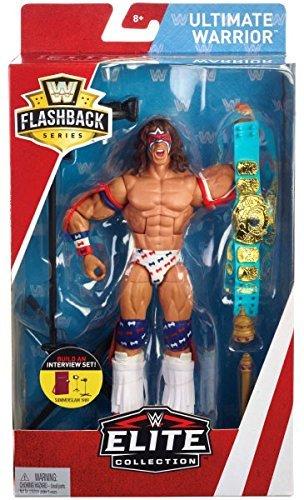 WWE Elite Collection SummerSlam Ultimate Warrior Action Figure -