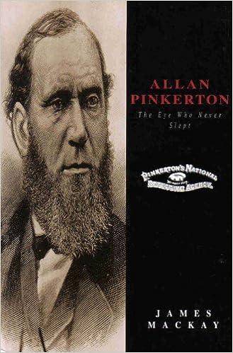 pinkerton detective agency