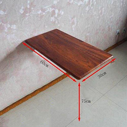 Amazon.com: Mesas ZR-pared pared de pared hoja gota, mesa de ...