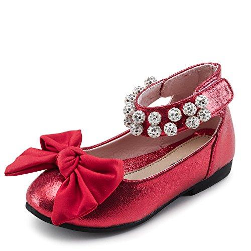zapatos grande de conDe mariposas estudiantes dos la Treinta gulesTreinta zapatos GTVERNH coreana Version princesa de chico y princesa de chicas cuatro otoño plana y coreana version PppvFw7