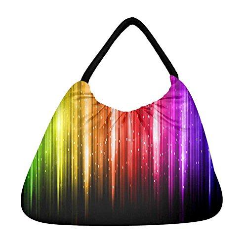 Snoogg, Borsa Da Spiaggia Da Donna Multicolore Multicolore