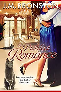 Book Cover: A Purrfect Romance