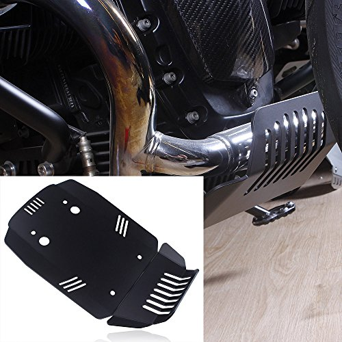 XX eCommerce Motorcycle Motorbike Aluminum Skid Plate Protector Cover Engine Guard for 2014-2017 BMW R Nine T R9T 2015 2016 ()