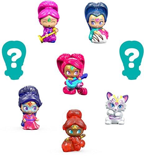 Fisher-Price Shimmer & Shine Teenie Genies Series 2 Genie Toy (8 Pack), #7 (Series Floating)