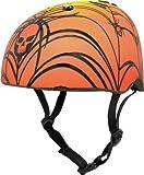 Krash Deadheadz Spiderwebbed Helmet, 54-58cm
